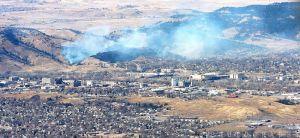 M-Hill Fire