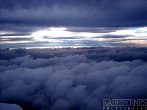 Cloud Layers over Australia