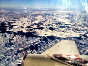 Foothills of the Bighorns