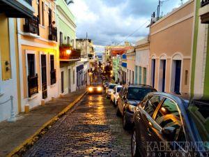 New and Old San Juan