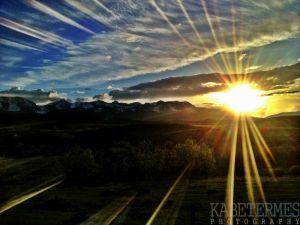 Bridger Sun Burst